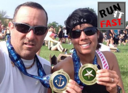 Fort 2 Base Medal 2014 - Run It Fast