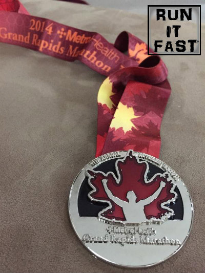 Grand Rapids Marathon 2014 - Run It Fast