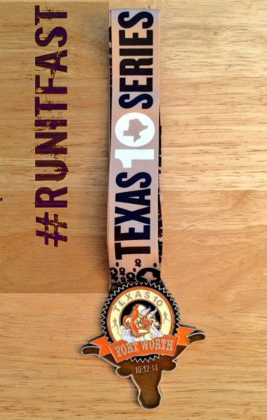 Texas 10 Series - Fort Worth Medal 2014 - Run It Fast