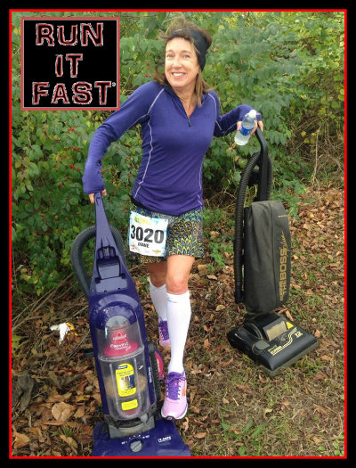 Diane Bolton Vacum - Run It Fast