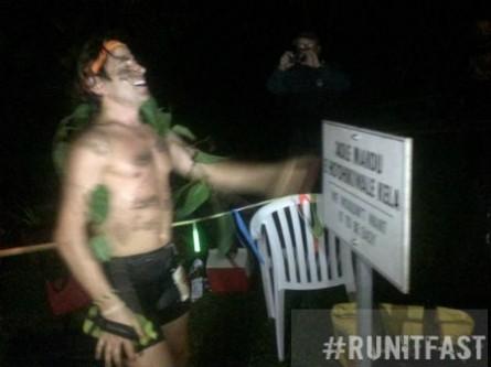 Michael Arnstein HURT 100 Winner 2014 - Run It Fast