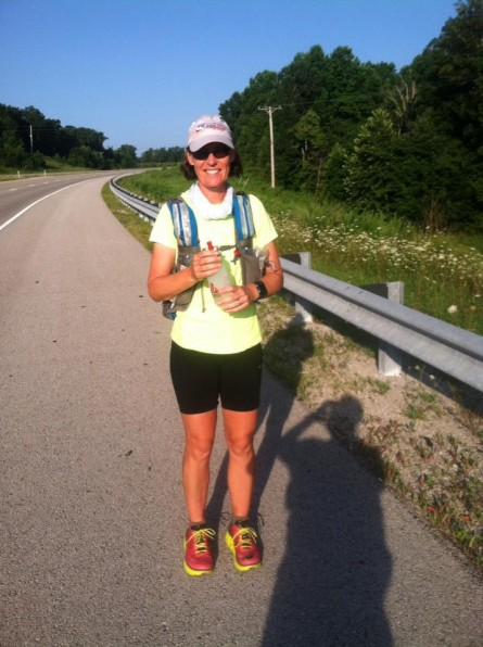 Andrea Stewart Vol State 500K - Run It Fast