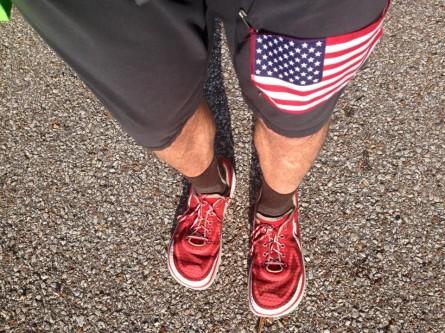 Day 3 Vol State 500K Gregg Ellis Mile 100 - Run It Fast