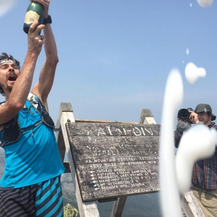 Scott Jurek Breaks Appalachian Trail Speed Record - Run It Fast