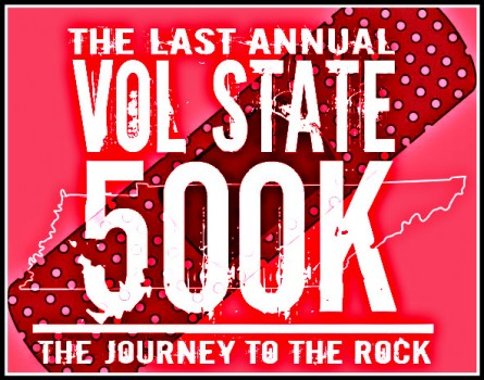 Vol State 500K Bandage Red Logo