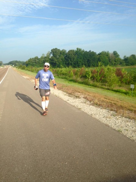 Vol State 500K Day 3 Shane Tucker Hits Mile 100 - Run It Fast