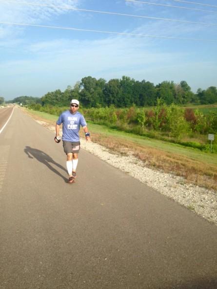 Vol State 500K Day 3 Shane Tucker Hits Mile 100 - Run It Fast