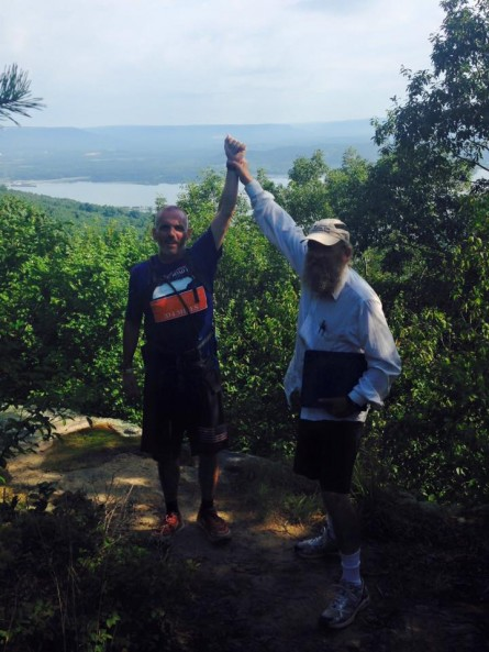 Vol State 500K Finisher Gregg Ellis 2015 - Run It Fast