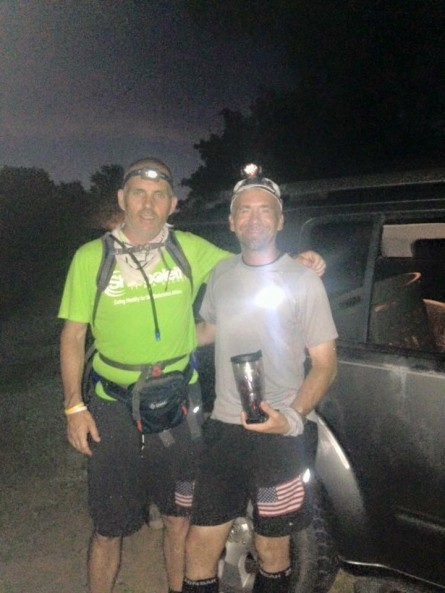 Vol State 500K Gregg Ellis and Shane Tucker - Run It Fast