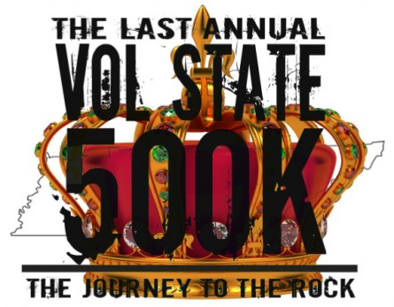 Vol State 500K King of Road Crown Logo