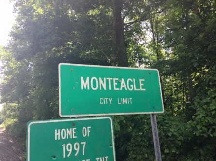 Vol State 500K Monteagle Mtn Gregg Ellis - Run It Fast