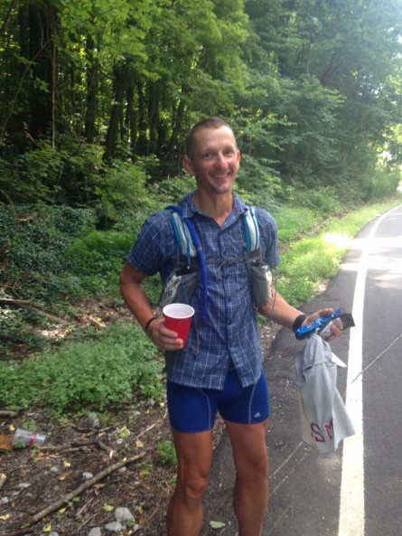 Vol State 500K- Rich McKnight Up on Monteagle - Run It Fast