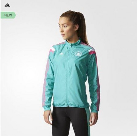 2016 Boston Marathon Jacket Model