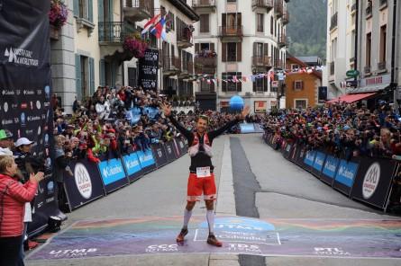 Francois D'haene Wins 2017 UTMB - IRunFar
