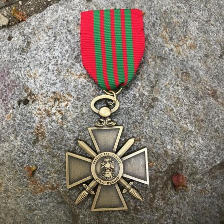 Croix de Barque Medal 2017