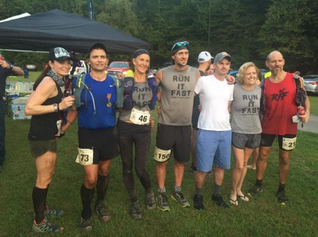 Run It Fast Barkley Fall Classic 2017 Finishers 2